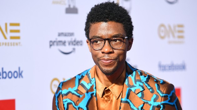Report Chadwick Boseman Married Longtime Girlfriend Just Before His Death Everett Post