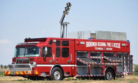Snohomish County Fire District 7 is now Snohomish Regional Fire and Resuce