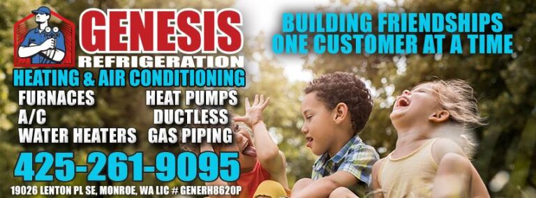 Genesis Refrigeration and HVAC LLC