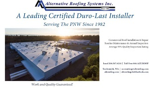 Alternative Roofing Systems Inc